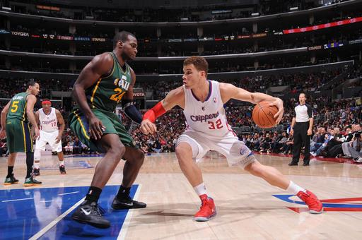 Clippers beat Jazz 105-96 for 5th straight victory