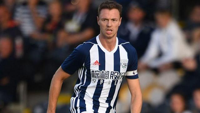 "<p><strong>Transfer: West Bromwich Albion to Manchester City</strong></p> <br><p>A rumour which came completely under the radar, Manchester City are set to <a href=""http://www.90min.com/posts/5409416-man-city-said-to-be-closing-in-on-shock-25m-deal-to-sign-west-brom-defender-jonny-evans"" rel=""nofollow noopener"" target=""_blank"" data-ylk=""slk:up"" class=""link rapid-noclick-resp"">up</a> their initially rejected bid of £18m to around £25m to complete the acquisition of Baggies defender Jonny Evans.</p>"