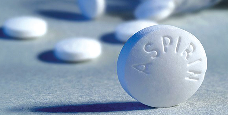 Stop Popping Aspirin if You Have No Health Issues. It Doesn't Help