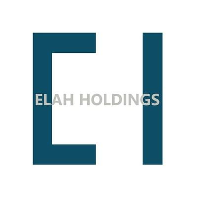 Elah Holdings, Inc. Logo