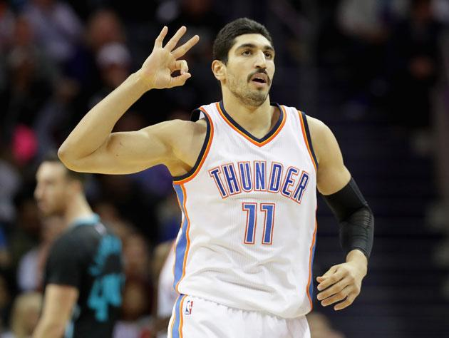 OKC Thunder's Enes Kanter Detained in Romania