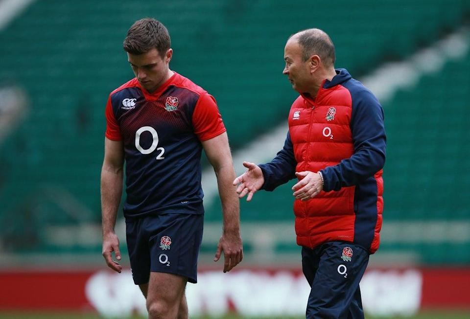 Eddie Jones has left out George Ford  (PA Archive)