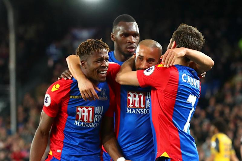 High praise | Jurgen Klopp believes Crystal Palace's forwards will pose Liverpool a threat at set pieces: Clive Rose/Getty Images