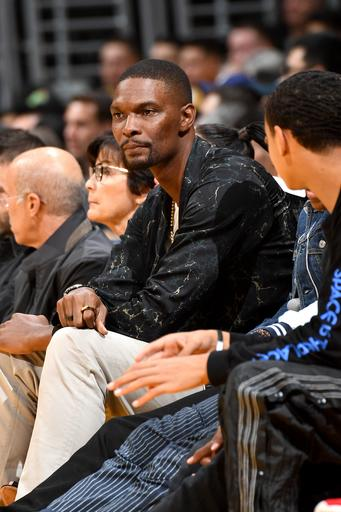 1f3c51c86 Chris Bosh ready to see his jersey retired by Miami Heat