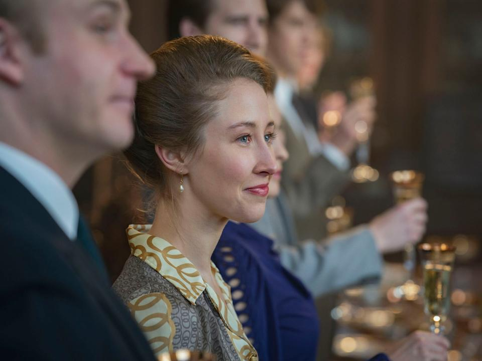 <p>Princess Anne has admitted to watching the series, stating she found the early episodes 'quite interesting'</p>Des Willie/Netflix