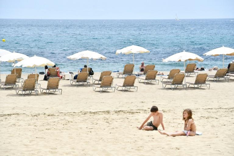 Many in Spain are hoping it will be a busy summer with tourists flocking back to its beaches