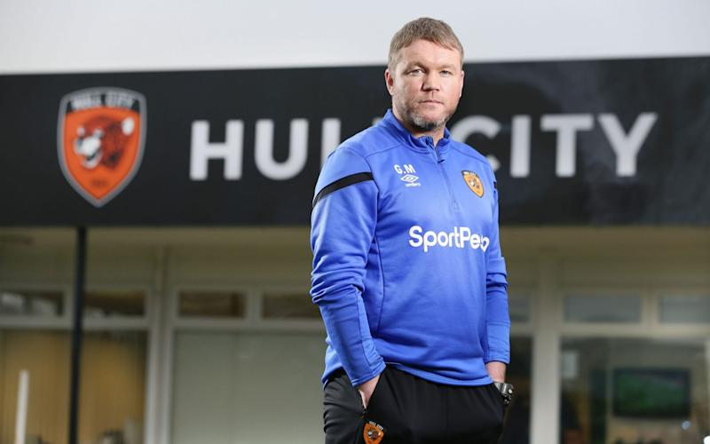 Grant McCann has impressed in his first season at Hull City - Lorne Campbell / Guzelian