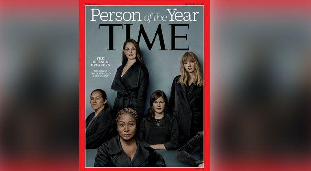 Time magazine named the