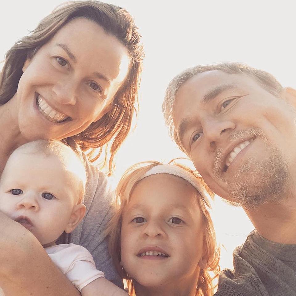 """<p>One thing's for sure: Alanis Morissette loves being a mom. She and husband Mario """"Souleye"""" Treadway added a baby girl to their brood in June. """"she's here!"""" the singer <a rel=""""nofollow"""" href=""""<a href="""