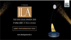 IDEX Legal Awards (ILA) 2020