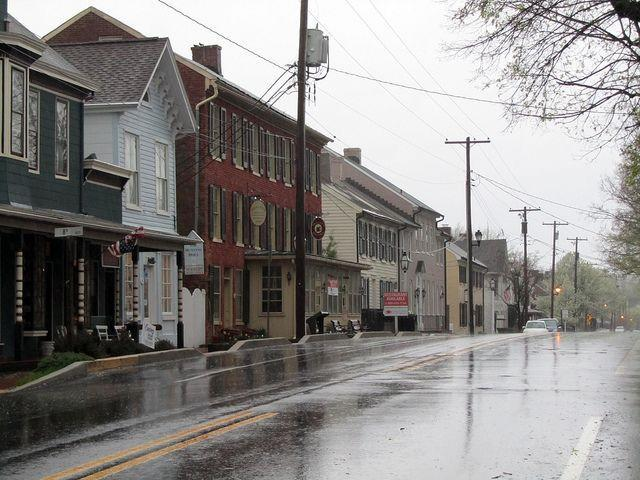 """<p>Though it's located 10 minutes away from the antiques mecca of Frederick (home to 200 dealers), New Market actually enjoys the distinction of being the """"<a href=""""http://www.visitmaryland.org/article/antiques-stores-and-shopping-areas"""" rel=""""nofollow noopener"""" target=""""_blank"""" data-ylk=""""slk:Antiques Capital of Maryland"""" class=""""link rapid-noclick-resp"""">Antiques Capital of Maryland</a>."""" Though you'll find a handful of dealers, it's about quality rather than quantity. <a href=""""http://fleshmanantiques.wix.com/fleshmanantiques"""" rel=""""nofollow noopener"""" target=""""_blank"""" data-ylk=""""slk:Fleshman's Antiques"""" class=""""link rapid-noclick-resp"""">Fleshman's Antiques</a>, for example, has a stunning array of pristine period wood furniture.</p>"""