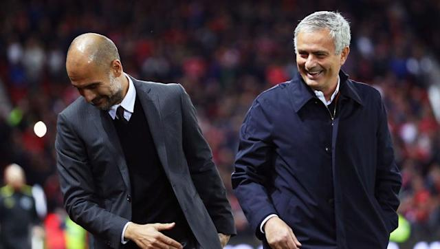 <p>The Manchester derby could well be decided by whoever manages to get their tactics right on the night - meaning that Jose vs Pep could well be where the game is won and lost.</p> <br><p>The two bosses have arguably been the hardest to predict this season before games when it comes to tactics, formations and personnel.</p> <br><p>There is only one point separating the two clubs in the Premier League so essentially, neither has really been significantly better than the other up until this point - perhaps Mourinho has shaded it with the EFL Cup triumph and his squad management over a long season.</p> <br><p>Pep has made mistakes this season but when he gets it right, his teams have torn sides apart, and City can look like one of the best attacking teams in world football.</p> <br><p>United's defence has looked solid over the last couple of months so it will be interesting to see how Mourinho approaches this away game, given what is at stake.</p> <br><p>You get the feeling that come the end of this one, the word 'masterclass' will be doing the rounds on social media, but whose name will precede the term?</p>