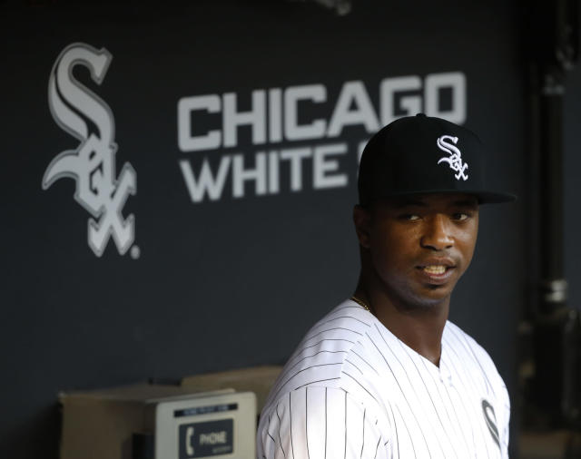 Eloy Jiménez thinks he's ready to play on the White Sox right now. (AP Photo)