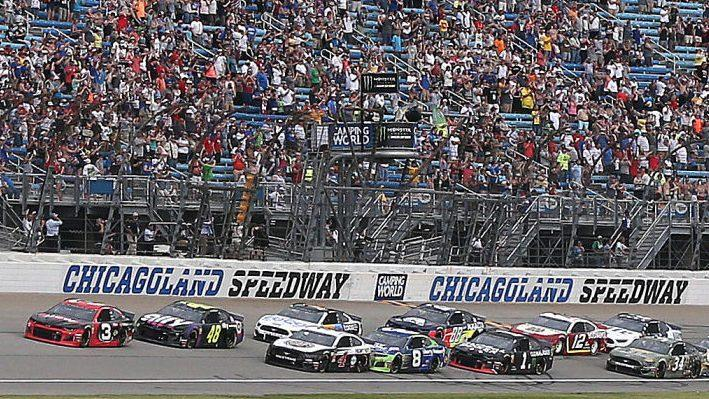 Chicagoland, Kentucky not on 2021 Cup schedule