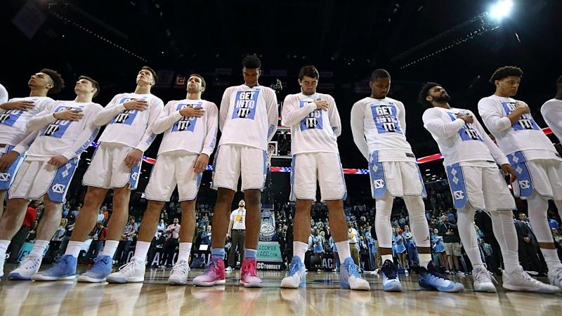 NCAA Tournament: UNC freshman creates custom fedoras for teammates