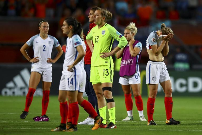 England's Fran Kirby targets World Cup glory to bury pain of another semi-final exit