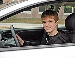 Get the teen driver an older car to drive copyright Jeff R. Clow/Shutterstock.com