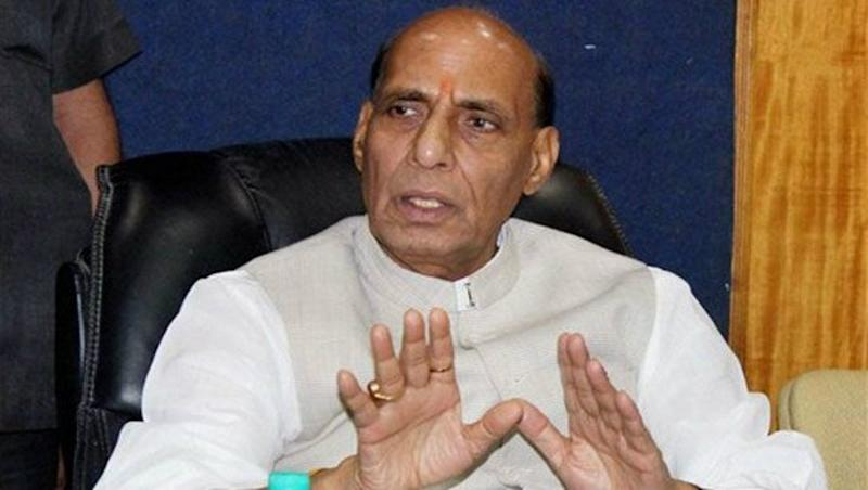 Rajnath Singh Not To Celebrate Holi 2019 In Wake Of Pulwama Terror Attack