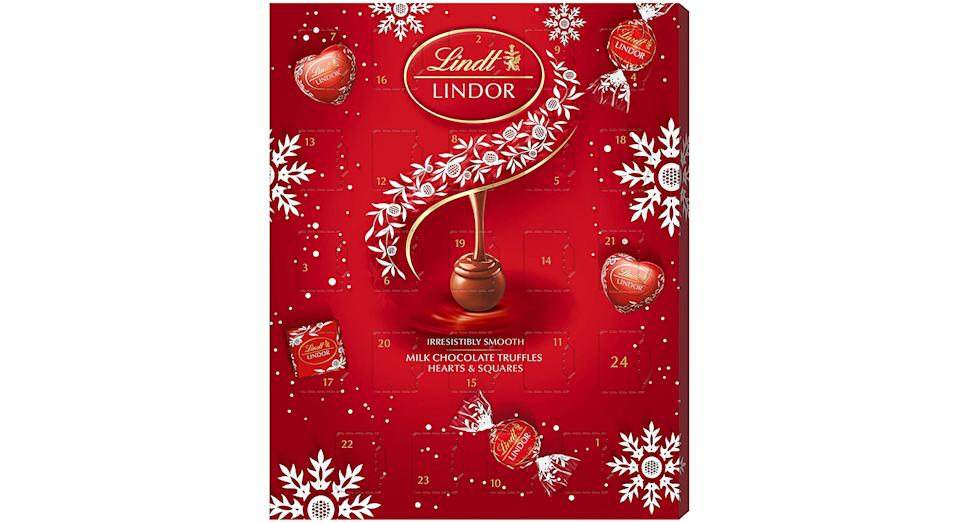 Lindt Lindor Milk Lovers Advent Calendar