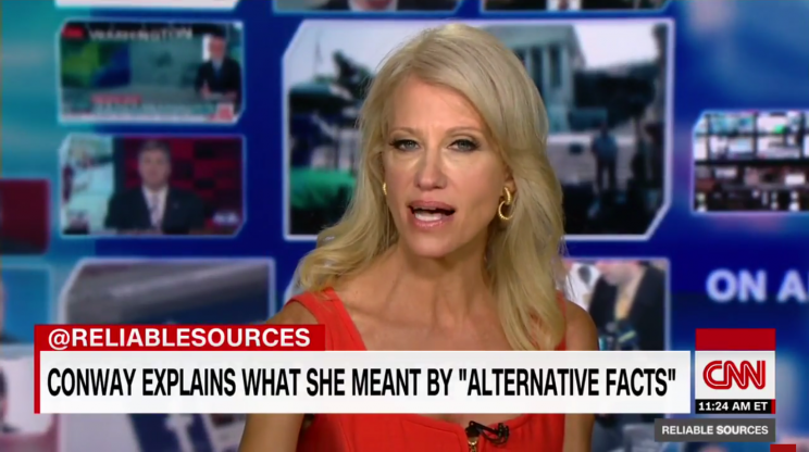 Brian Stelter calls out Kellyanne Conway for attacking CNN during interview