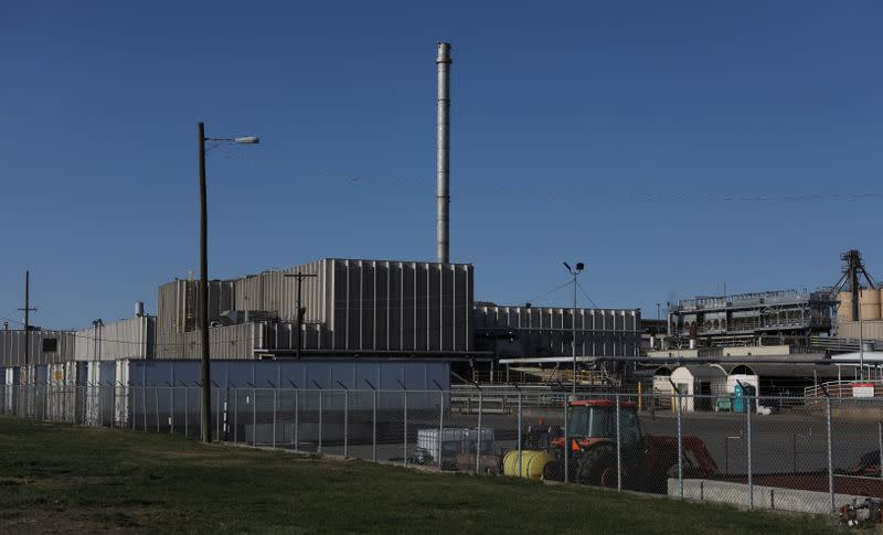 JBS USA meat packing plant is operational in Greeley