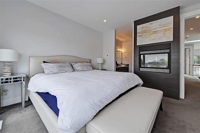 "<p><a href=""https://www.zoocasa.com/altadore-calgary-ab-real-estate/5468473-3922-18-st-sw-altadore-calgary-ab-t2t4v4-c4196797"" rel=""nofollow noopener"" target=""_blank"" data-ylk=""slk:3922 18 Street Southwest, Calgary, Alta."" class=""link rapid-noclick-resp"">3922 18 Street Southwest, Calgary, Alta.</a><br>There are four bedrooms in the home, including the master bedroom with two-sided fireplace.<br>(Photo: Zoocasa) </p>"