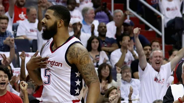 After the Hawks complained about the physicality of Game 1, the Wizards plan to bring it even more in Game 2.