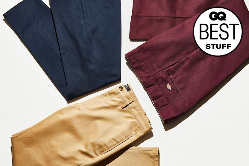 The Best Chinos for Men at Any Budget