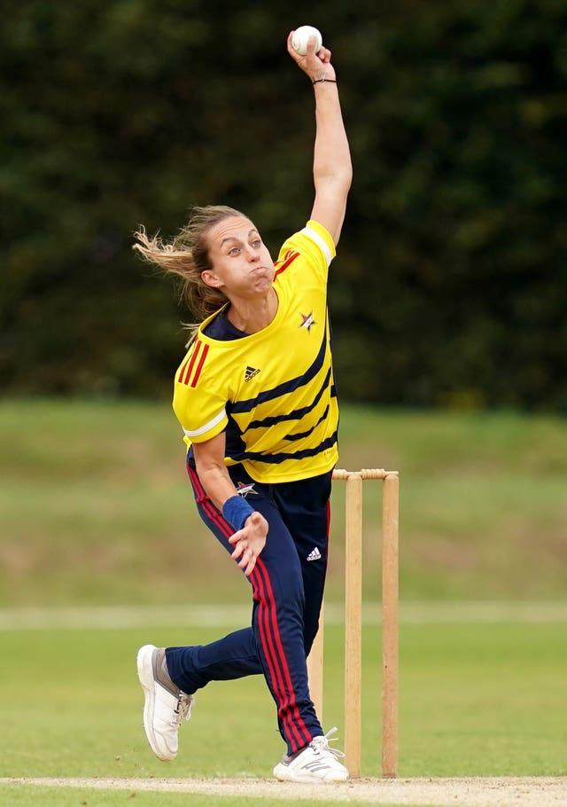 Tash Farrant will be hoping to take the new ball (