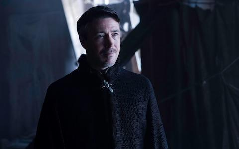 Aidan Gillen as Littlefinger - Credit: HBO