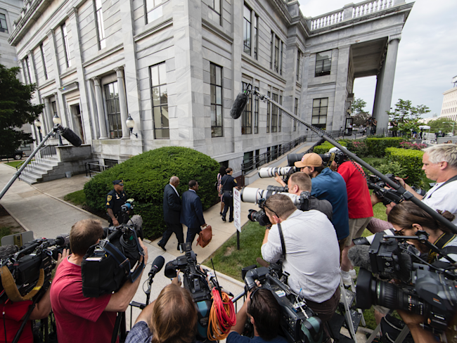 At impasse, Cosby jury goes back to work on verdict