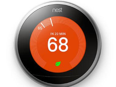 Alphabet Inc merges its smart thermostat making unit Nest into the Google hardware group