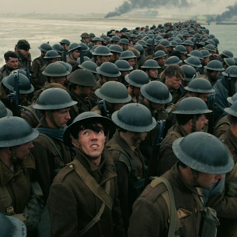 Christopher Nolan's 'Dunkirk' (Warner Bros.)