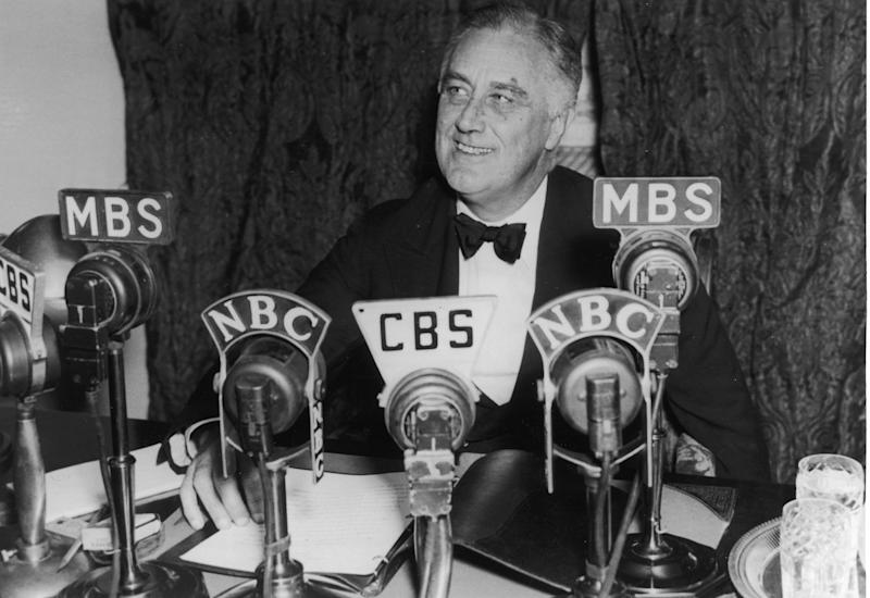 Why Federal Employees Can Thank FDR for Some Restrictions on Their Tweets