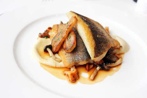 Divine Sea-Bass fillets