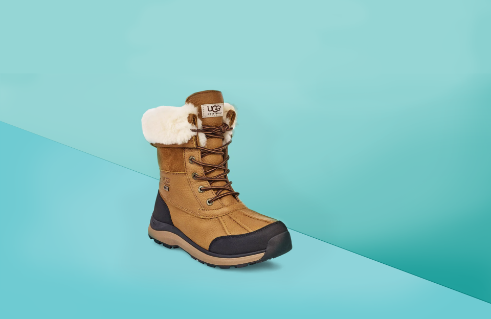 """<p>As winter approaches, warm, snow-proof, well-insulated boots are a must have. Whether you need a <a href=""""https://www.goodhousekeeping.com/clothing/g29091176/best-rain-boots/"""" rel=""""nofollow noopener"""" target=""""_blank"""" data-ylk=""""slk:good pair of boots"""" class=""""link rapid-noclick-resp"""">good pair of boots</a> for hiking or if you want ultimate traction to stay standing on black ice on your morning commute, the right boots will protect your feet from icy puddles and winter storms until spring. </p><p>The <a href=""""https://www.goodhousekeeping.com/institute/about-the-institute/a19748212/good-housekeeping-institute-product-reviews/"""" rel=""""nofollow noopener"""" target=""""_blank"""" data-ylk=""""slk:Good Housekeeping Institute"""" class=""""link rapid-noclick-resp"""">Good Housekeeping Institute</a> Textiles Lab found the best winter boots for women. We evaluated the materials used, construction, and consumer feedback. Our favorite picks include styles with excellent reviews, innovative features for warmth, and also are from brands we love and trust. Before purchasing a pair, here's what you need to know: </p><h2 class=""""body-h2"""">What are the warmest winter boots?</h2><p>There are a few important factors to consider when looking for the warmest winter boots. Before you get shopping, to <a href=""""https://www.goodhousekeeping.com/clothing/g28421974/best-warm-socks/"""" rel=""""nofollow noopener"""" target=""""_blank"""" data-ylk=""""slk:keep your feet warm"""" class=""""link rapid-noclick-resp"""">keep your feet warm</a>, here are some things to keep in mind:</p><ul><li><strong>Inner fabric: </strong>Insulation is the key to being warm and <em>staying</em> warm. <a href=""""https://www.goodhousekeeping.com/clothing/g28397074/best-wool-socks/"""" rel=""""nofollow noopener"""" target=""""_blank"""" data-ylk=""""slk:Wool"""" class=""""link rapid-noclick-resp"""">Wool</a> has inherent temperature regulating properties, excellent for keeping you warm but not sweaty. Thinsulate is a synthetic material that gives warmth without the weight, so it's better for wet"""