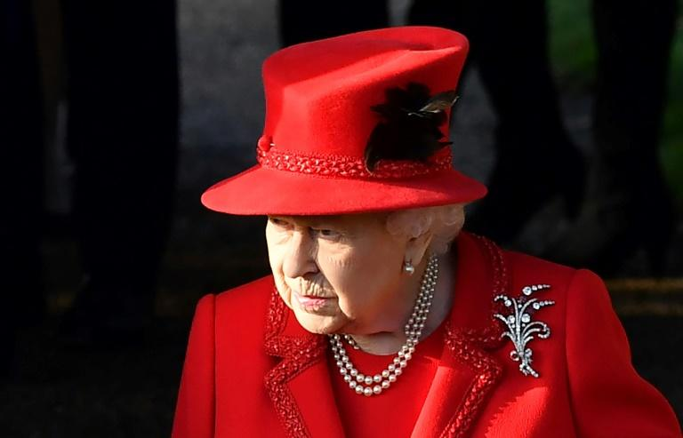 Queen Elizabeth II described the settlement as 'a constructive and supportive way forward for my grandson and his family' (AFP Photo/Ben STANSALL)