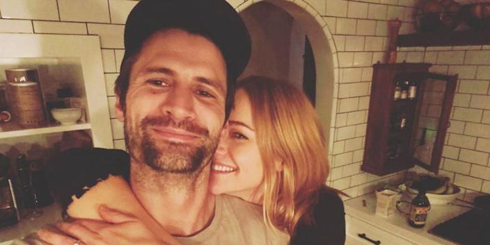 One Tree Hill Star James Lafferty Confirms Engagement To Home And Away S Alexandra Park