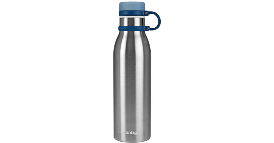 Contigo Matterhorn Vacuum-Insulated Stainless Steel Water Bottle (20 oz.) (Photo: Amazon)
