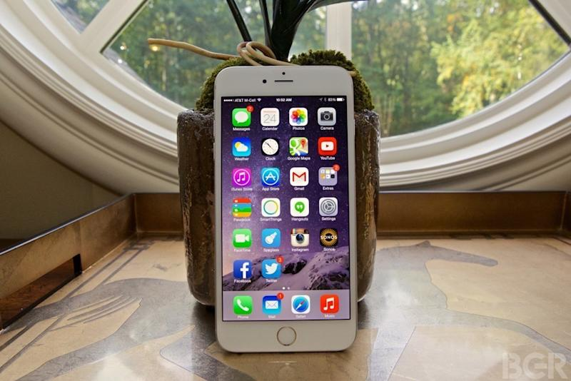 Here's what finally pushed a longtime Android fan to switch to an iPhone 6 Plus