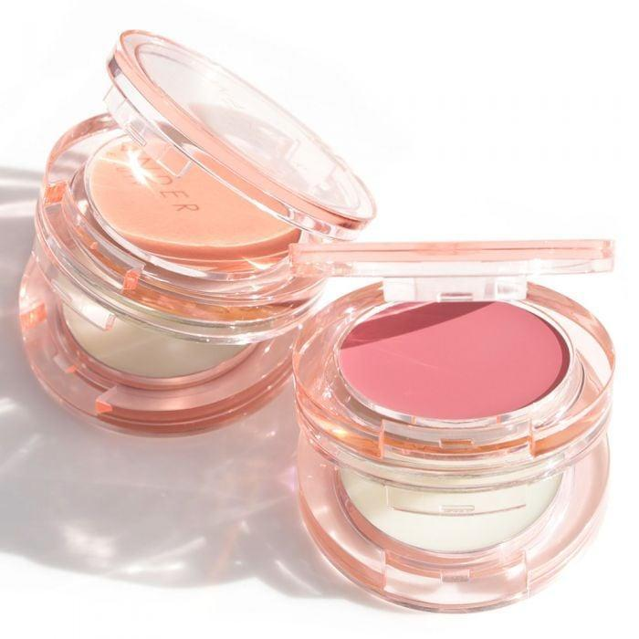 <p>You can go matte or radiant and dewy with the <span>Wander Beauty Double Date Lip and Cheek</span> ($22).</p>