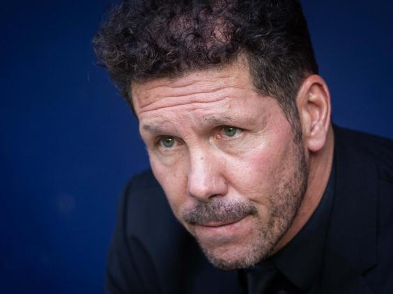 Diego Simeone is struggling to get cohesion with his new players (Getty)