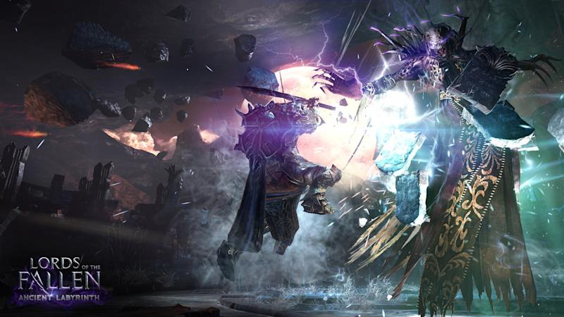 Buy Xbox One's Lords of the Fallen for $30, Today Only