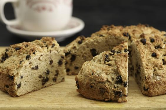 Irish Soda Bread typically does not require yeast (Stock)
