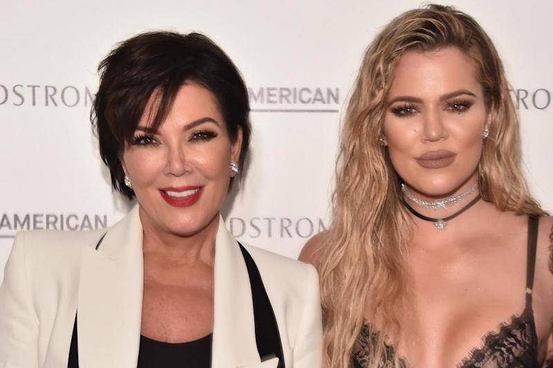 Proud mother: Jenner has reportedly gone to all lengths to protect her daughter (Getty Images)