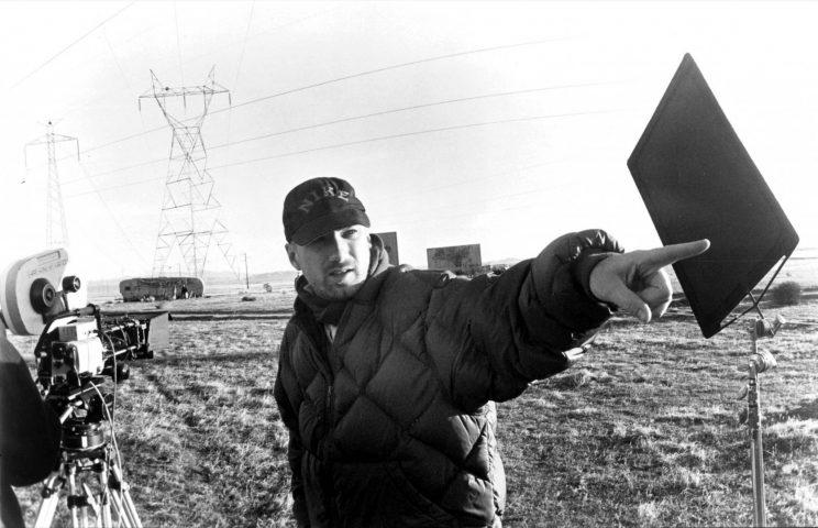 David Fincher might not have made Se7en had he not received the wrong script. (Photo: )