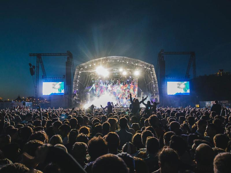 Field Day festival takes over Victoria Park in London on the weekend of 11-12 June