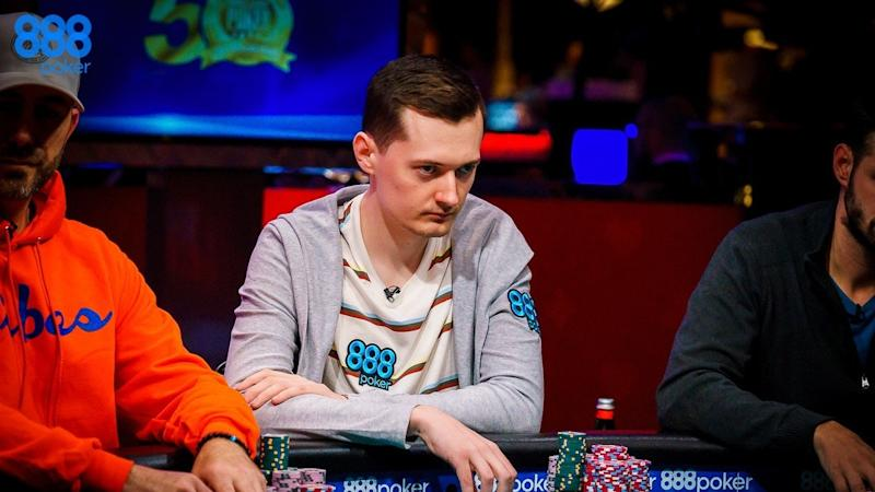 Briton fails in bid to become youngest World Series of Poker winner