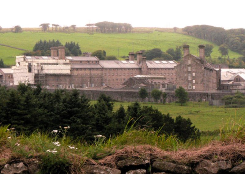 Dangar was found dead in his prison cell in HMP Dartmoor in April (Geograph)