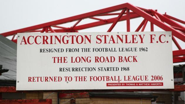 <p>The miracle of Accrington Stanley - and how Liverpool fan John Coleman has made it happen</p>